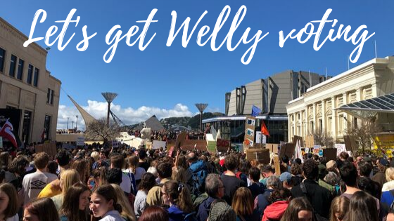 Let's Get Welly Informed – choose climate action this election